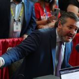 "At CPAC, Ted Cruz mocks Alexandria Ocasio-Cortez, says, ""Donald J. Trump ain't going anywhere"""