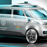 Volkswagen is using its electric ID.Buzz van to test self-driving tech | Engadget