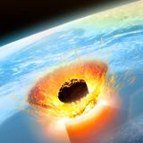 Dust From Asteroid That Ended Dinosaur Reign Closes Case on Impact Extinction Theory