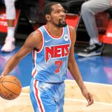 NBA All-Star Game 2021: Kevin Durant to still serve as captain despite sitting out with hamstring injury