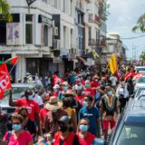 Thousands protest in France's Martinique against insecticide 'impunity'