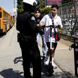 As Scooters Flood Los Angeles, the Number of Tickets Written to Riders is Soaring