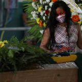 Lost 'libraries': Brazil's indigenous people lament COVID deaths