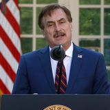 MyPillow bbb CEO Mike Lindell has mic muted at CPAC for spouting vaccine and election conspiracies - International Blog