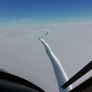 Iceberg More Than 20 Times the Size of Manhattan Breaks Off Antarctic Ice Shelf