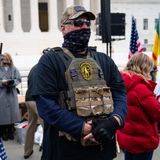 Oath Keepers Repeatedly Spoke Of An Armed Backup Force For Capitol Attack, Feds Allege