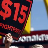 When Minimum Wage to $15 Was Disallowed by Senate Parliamentarian Democrats Attempted a Crazy Alternative