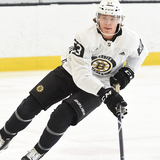 Bruins Sign Curtis Hall To Entry Level Contract