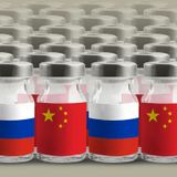China and Russia vaccinate the world — for now