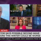 CNN Attacks Birx for Not Trashing Kemp, Trump for 'Gaslighting,' Immigration 'Distraction'