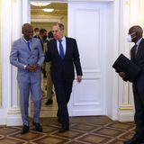 Moscow Expanding Diplomatic Contacts With Less Prominent Countries in Africa