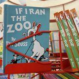 Dr. Seuss Books Rocket Up Amazon Best-Selling Books Chart