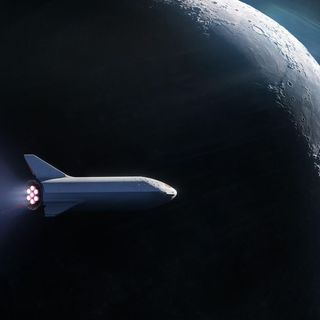 SpaceX moon mission to take eight people 'further than any human has ever gone' from Earth