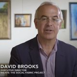 NYT David Brooks's Project Funded By Facebook And Bezos's Dad