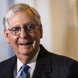 McConnell opposes $1,400 stimulus checks because he thinks people could stop working