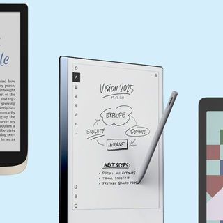 How New 'E Ink' Tablets Combine the Best of Kindles and iPads