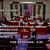 One House Republican Voted for the George Floyd Police Reform Act. He Pushed the Wrong Button.