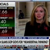 GOP Sen. Blackburn Defends 'Neanderthal Thinking': Actually, They 'Are Resilient'