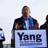 """Andrew Yang's """"People's Bank"""" to help distribute basic income to half a million New Yorkers"""
