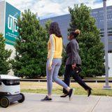 "Sidewalk robots get legal rights as ""pedestrians"""