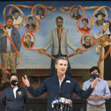 Time is Gavin Newsom's friend when it comes to the recall