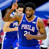 Sixers match Joel Embiid's $100,000 donation to combat homelessness