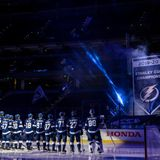 Lightning set to raise banner March 13 as fans return to Amalie Arena