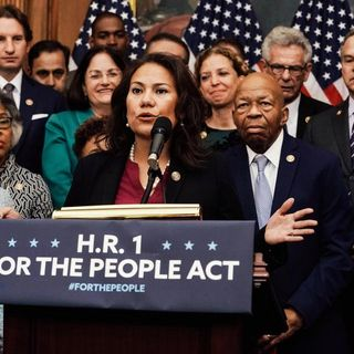 Republicans' Arguments Against H.R. 1 Are Just About Preserving Their Own Power