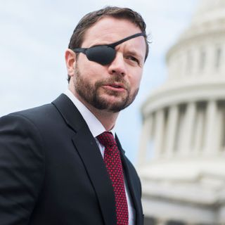 Rep. Dan Crenshaw Decided Pandemic Was Perfect Time to Buy and Not Disclose Stocks