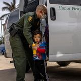 Record number of kids are in Border Patrol custody and shelter beds are scarce, documents show