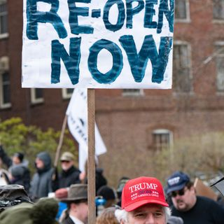 Celebrities and the Media Shouldn't Sneer at Coronavirus Lockdown Protesters