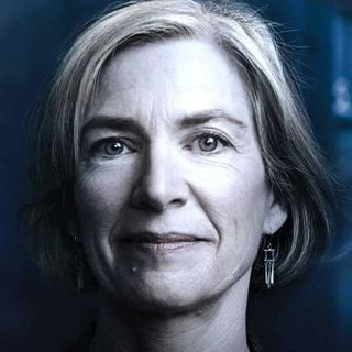 Walter Isaacson's 'Code Breaker' Spotlights The Woman At The Forefront Of CRISPR