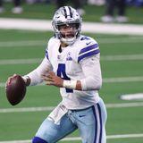 Cowboys franchise tag Dak Prescott - ProFootballTalk