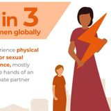 WHO: 1 in 3 women worldwide experience violence