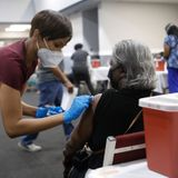 The Reason Black Americans Are Getting Vaccinated At A Much Slower Rate Is Not Because They're Reluctant