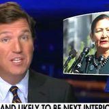 Carlson Demeans Deb Haaland's Native American Heritage In Bratty Sarcastic Bit