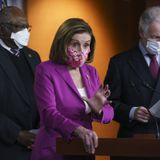House set to vote on virus relief, Biden on cusp of triumph