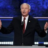Arkansas Governor Signs Abortion Ban Into Law Despite Acknowledging the Ban Actually Breaks U.S. Law