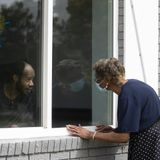Nursing home residents can get hugs again, feds say