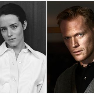 Claire Foy, Paul Bettany to Star in 'A Very British Scandal' for Amazon, BBC One