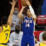 Sixers veteran Danny Green reflects on the night the NBA was suspended