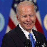Hannity says Biden should call Trump and thank him for his Covid response. That's a stretch.