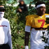 Ron Rivera admits Dwayne Haskins' work ethic, commitment were issues - ProFootballTalk