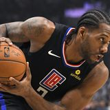 Clippers' Kawhi Leonard Loses Copyright Lawsuit to Nike over 'Klaw' Logo