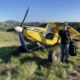 'I feel like God protected me': Oakland pilot survives total engine failure, lands on Moraga hillside