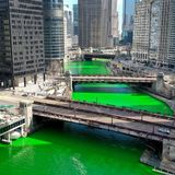 Chicago surprises city with the traditional green river for St. Patrick's Day after saying the event was canceled