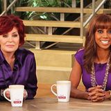"""Sharon Osbourne Responds After Holly Robinson Peete Claims Her Former 'The Talk' Co-Host Said She Was """"Too Ghetto"""" For CBS Show - Update"""