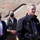 Biden faces growing political threat from border upheaval