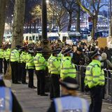 Anti-protest Police Bill 'that would make a dictator blush' passes Commons vote