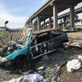 Inside Oakland's abandoned car epidemic